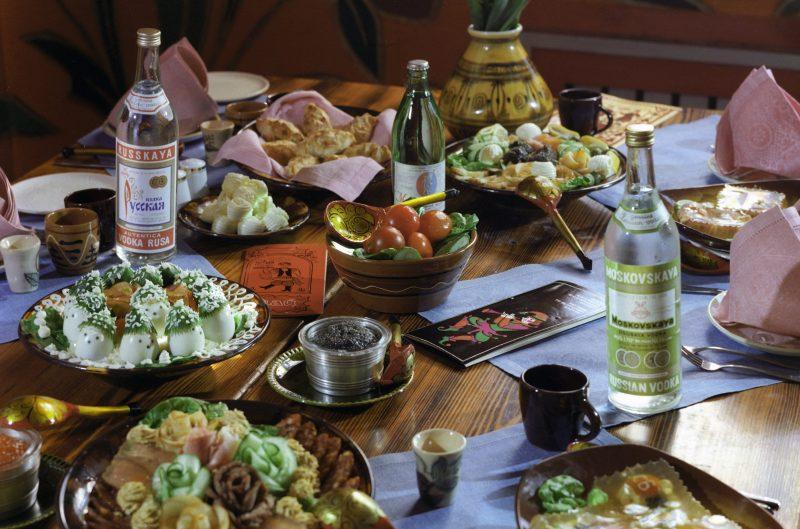 Советские привычки в еде: что это