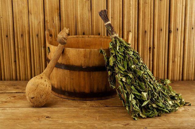 Веник для бани из конопли где в тюмени растет конопля
