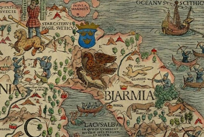 Биармия: загадка неведомой русской земли
