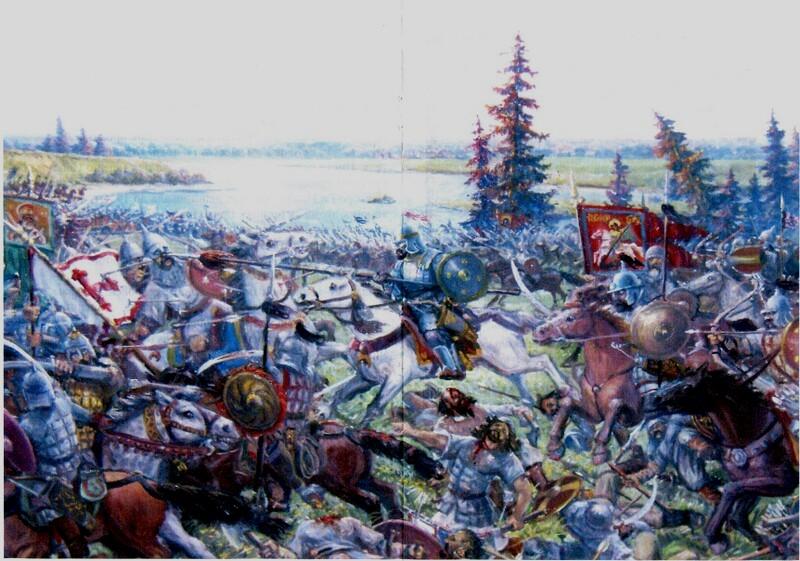 Битва при Шелони: сокрушительный провал Великого Новгорода