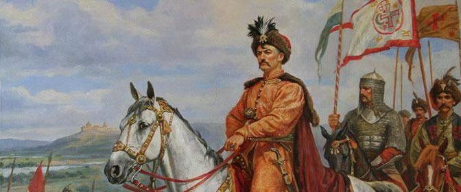Кто стоял за Богданом Хмельницким
