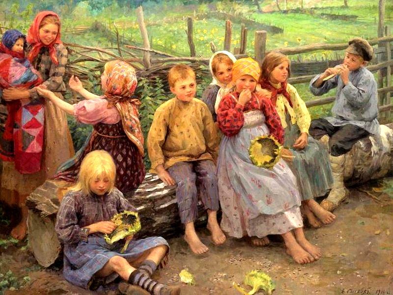 Кто на Руси занимался половым воспитанием