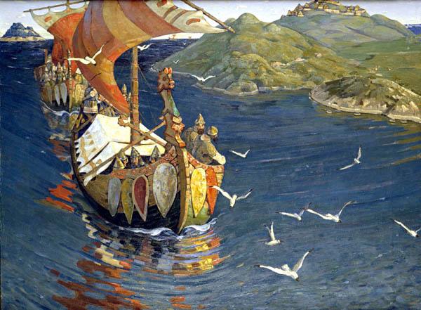 Кто жил в Древней Руси до прихода славян