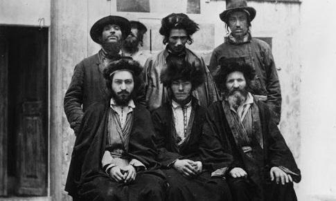 Когда евреи впервые появились на Руси