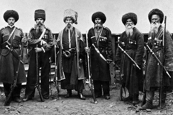 казаки кубани фото
