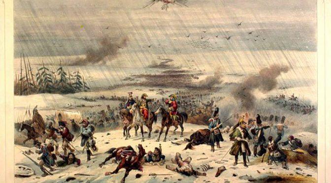Куда пропала армия Наполеона