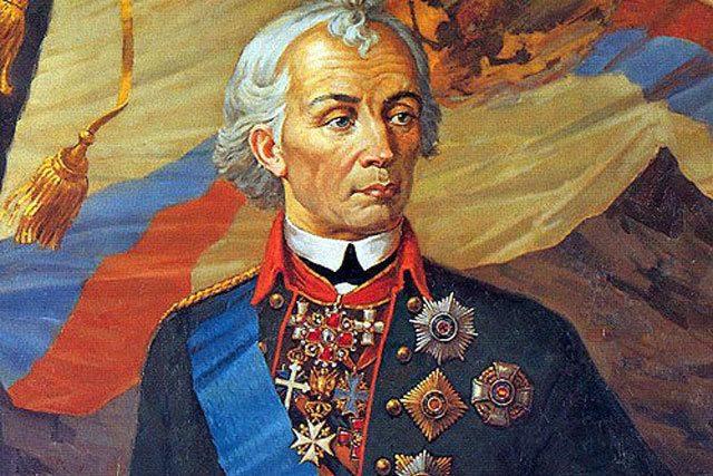 Кто заставил жениться Суворова