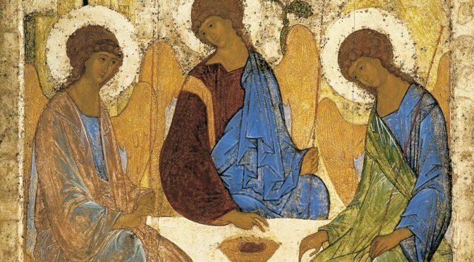 Известные и неизвестные иконы Андрея Рублёва