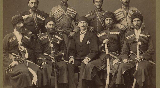 Какие народы Северного Кавказа считаются самыми воинственными