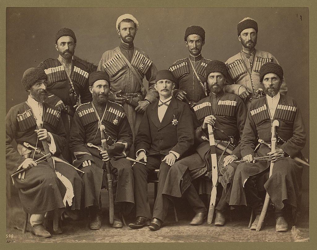 Какой народ Северного Кавказа самый воинственный
