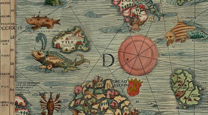 Где расположен легендарный остров Туле