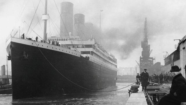 Русские пассажиры Титаника: что с ними стало