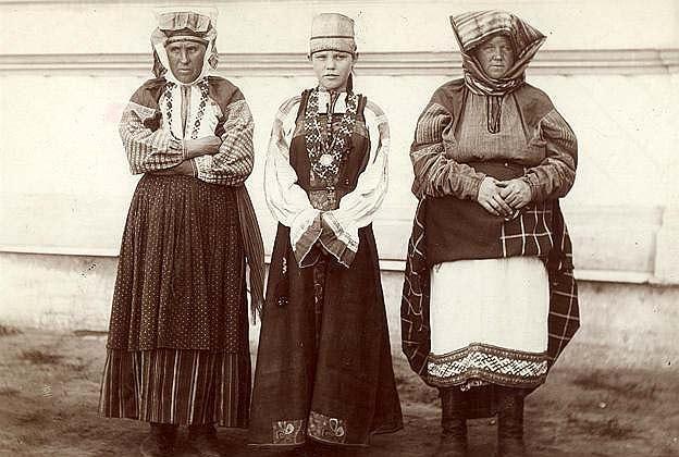 Какой на Руси была женская доля