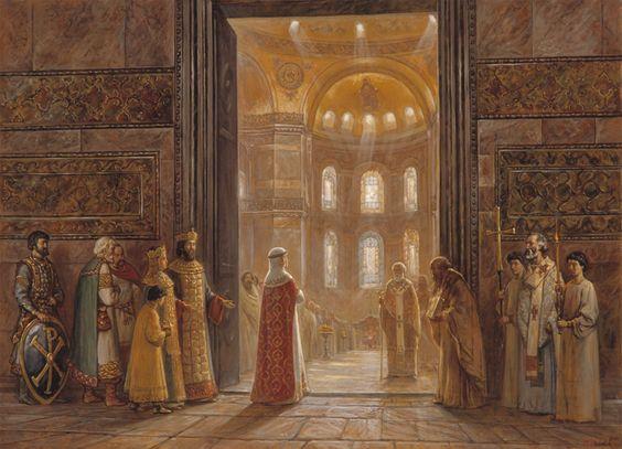 Какой была византийская политика
