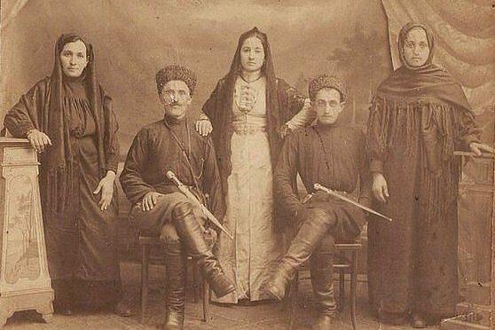 Как крадут невест на Кавказе