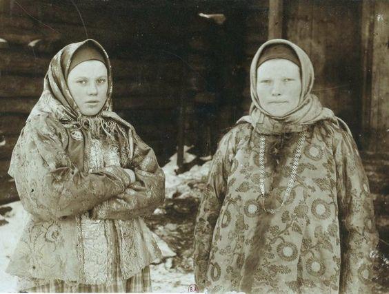 Каких русских считали англосаксами