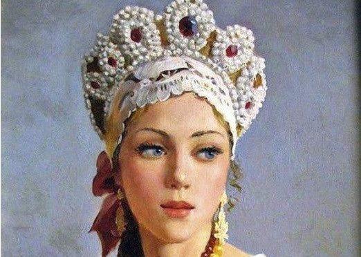 Как на западе ценили русский жемчуг