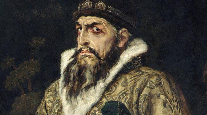 Что писал Иван IV своим западным партнёрам