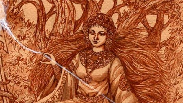Зачем славяне поклонялись богине-женщине