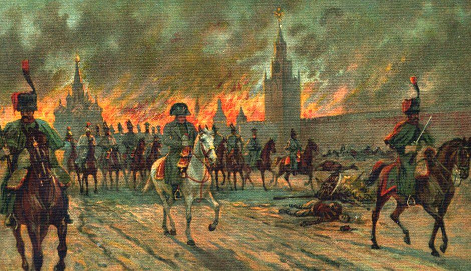 Какой батальон больше всего напугал Наполеона