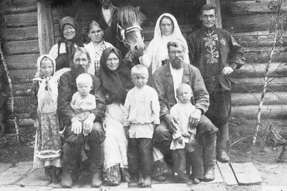 Были у русских родственные браки