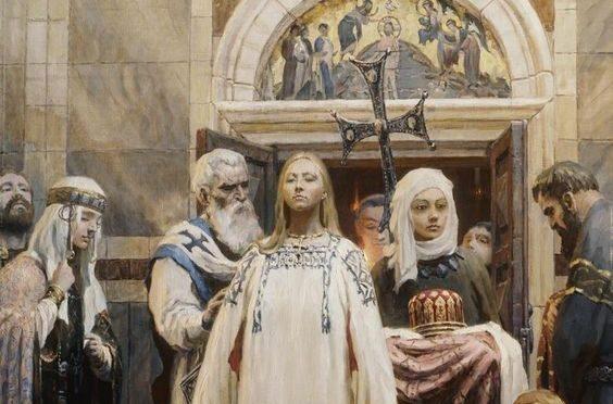 Как Русь менялась после крещения княжны Ольги