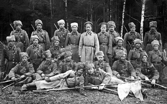Из-за чего японские самураи боялись русских казаков