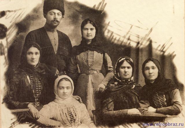 Когда на Северном Кавказе были поздние браки