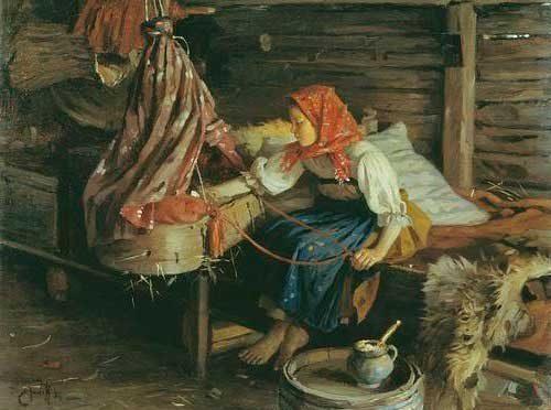 Зачем русские хоронили плаценту новорожденного