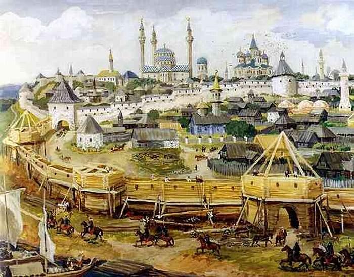 Картинки по запросу Казань ИВАНА ГРОЗНОГО
