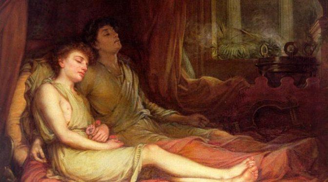 Почему в Средние века спали сидя