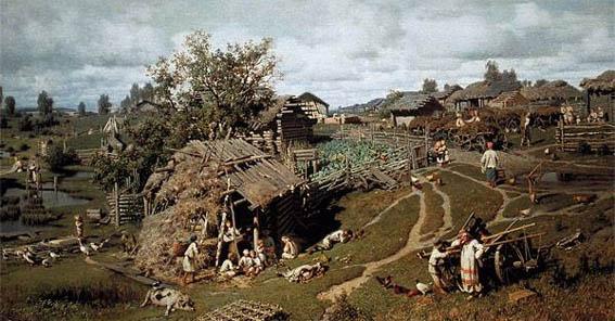 Зачем древние русские селились на болотах