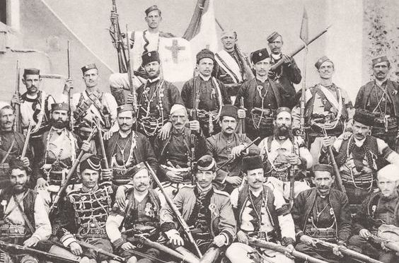 Как возникло русско-сербское братство