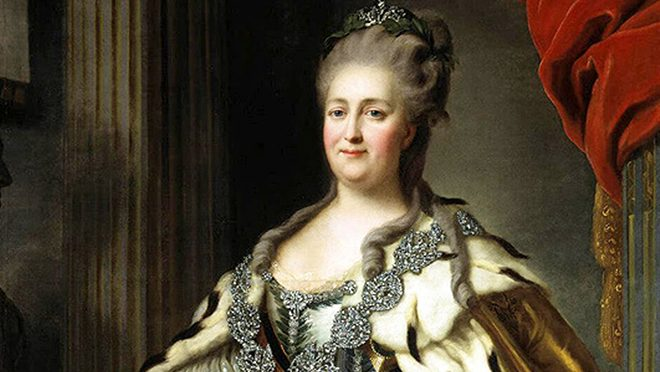 Зачем Екатерина II продвигала многожёнство