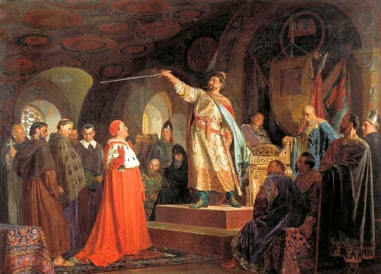 Какой народ жил в Русском королевстве
