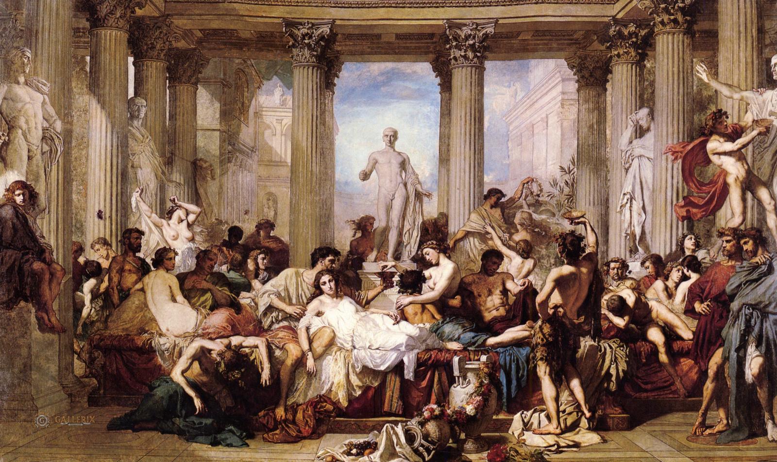 строительстве картинки римской эпохи кровати мягким