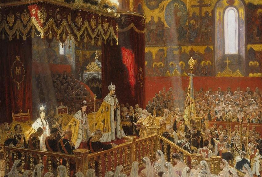 Кто первым венчался на царство