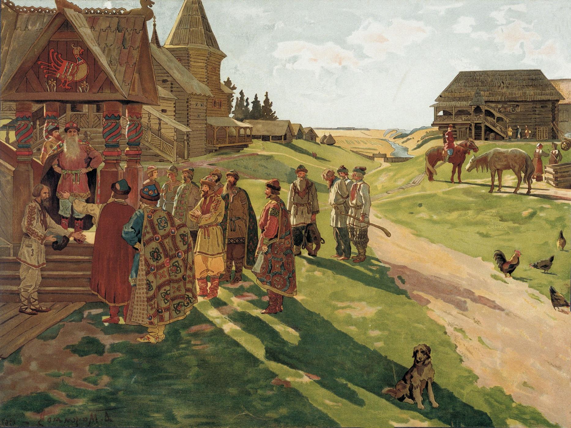 широкое древние славяне с картинками фото