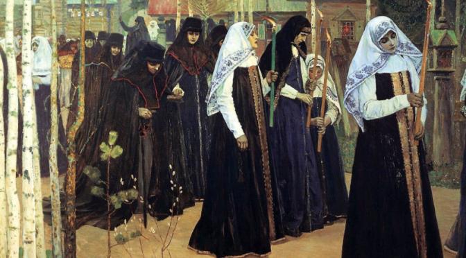 В каких случаях православные носят обручальное кольцо на левой руке