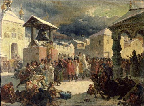 Почему все ереси на Руси были из Пскова и Новгорода