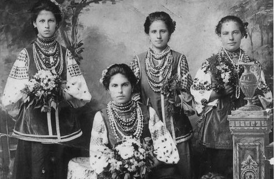 В какой период западные украинцы любили русских