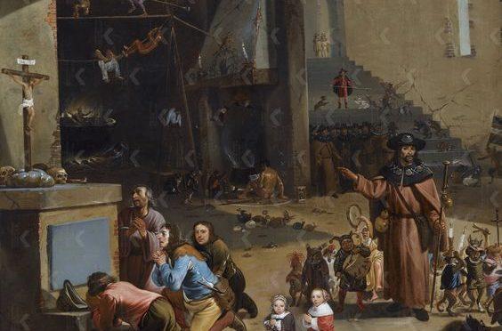 Была ли инквизиция на Руси
