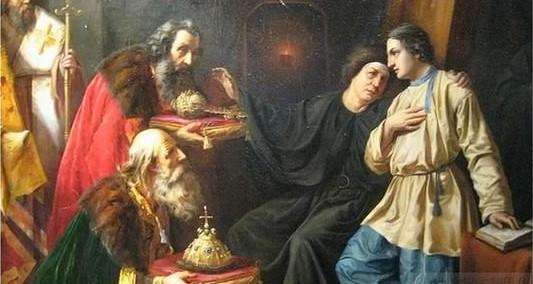 Почему у Романовых были особые имена