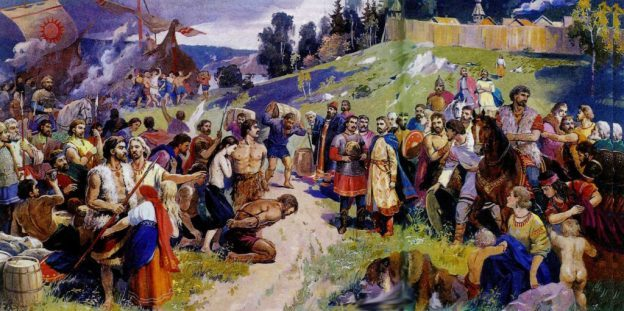 Почему славяне думали, что у некоторых народов нет души