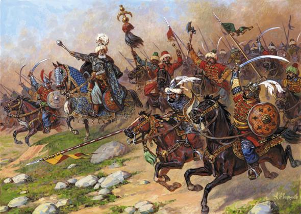 Какая битва Ивана Грозного спасла Русь от исламизации