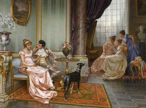 Из-за чего русские аристократы говорили только по-французски
