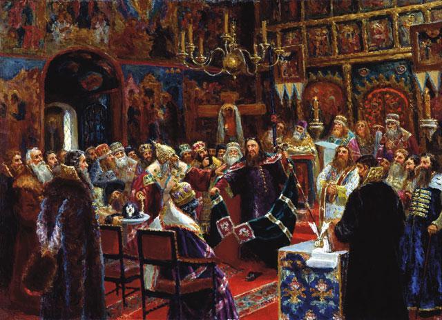 Почему дочь Анны Иоанновны активно помогала церкви