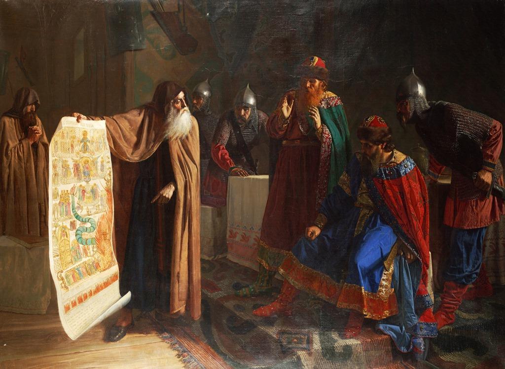 Почему князь Владимир женился на Анне Византийской