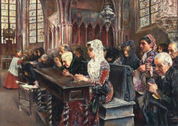 Что православным нельзя делать в католических храмах