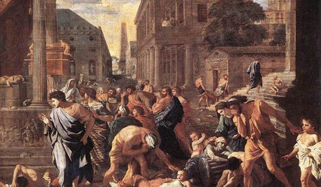 Как из Крыма чума попала в Европу